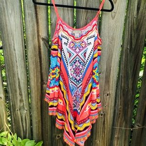 Flying tomato Aztec dress